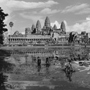 Angkor Wat, 1997. Asia. copyright photographer Marilyn Bridges