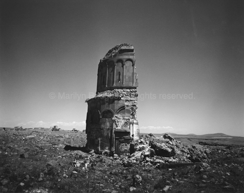 Ani, Church of the Redeemer, Anatolia, 2006. Asia. copyright photographer Marilyn Bridges