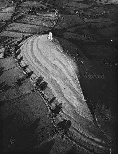 Glastonbury Tor Somerset. copyright photographer Marilyn Bridges