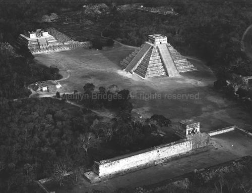 Marilyn Bridges Photography Ancient Sites Mexico Chichen