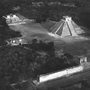 Chichen Itza, North Section, 1982. Mexico. copyright photographer Marilyn Bridges
