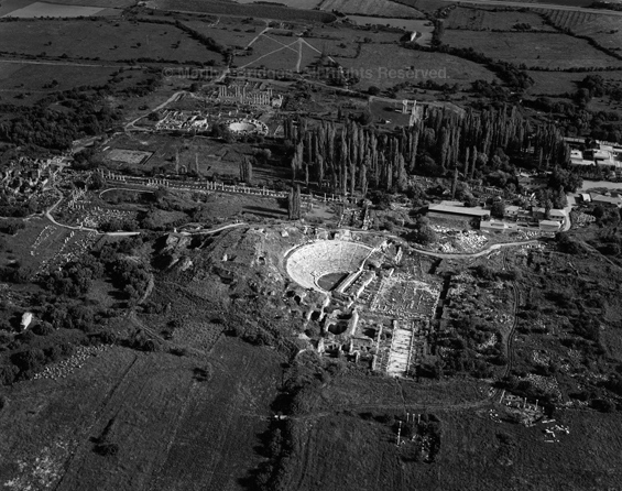 Aphrodisias, Theater and Baths, 2004.