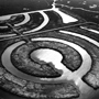 Developing Marina, Galveston Bay, Texas, 1994. USA South. copyright photographer Marilyn Bridges.