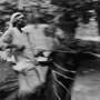 Fast Horse and Rider, Sonepur Mela, 1993. India. copyright photographer Marilyn Bridges